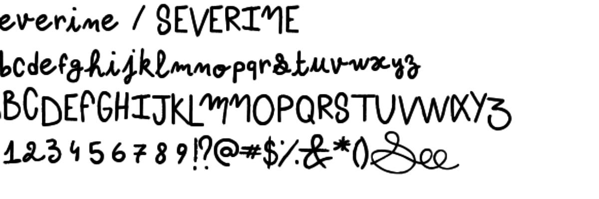 Collecte typographique #1